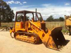 Earthmoving Equipment for sale NSW Case 855D Traxcavator (DROTT)
