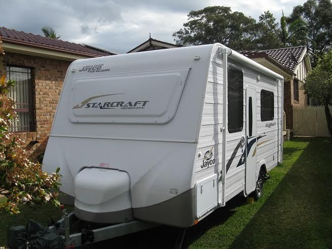 Simple Sale NSW Harden 2002 18ft Windsor Streamline Pop Top Caravan For Sale