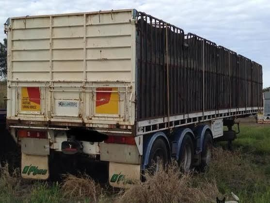 Ophee Mark 111 Convertible Trailer for sale QLD