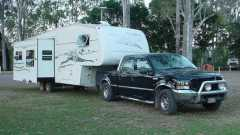 Forest River Wildcat 5th Wheeler Caravan for sale NSW Mudgee