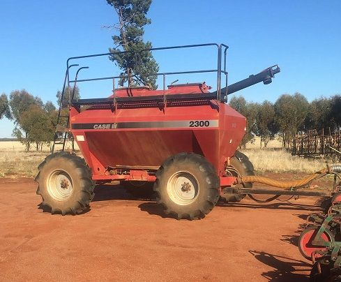 2002 Case Concord Aircart for sale Marriwagga NSW
