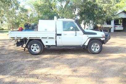 Ute For Sale Nsw 2007 Toyota Landcruiser Ute