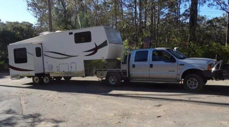 Wonderful Caravan For Sale QLD Travelhome 29 Foot Caravan Caravan For Sale QLD