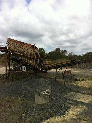 Earthmoving Equipment for sale NSW Electric Screening Plant
