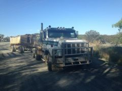 1986 International S-Line Tipper Truck for sale NSW