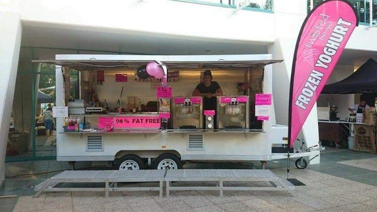 ad152eb5eb Ice Cream  amp  Yoghurt Van Business for sale QLD Elimbah