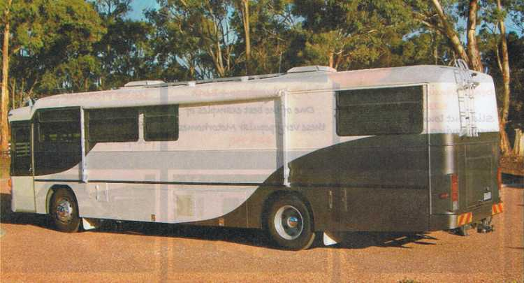 Elegant Sale VIC Swagman Signature Series 25 Motorhome Motorhome For Sale VIC