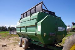 Keenan 200 Classic Bale Handler Farm Machinery for sale NSW North West