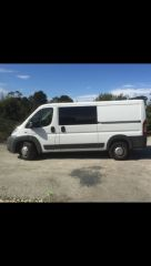 2014 Fiat Ducato Van for sale Vic