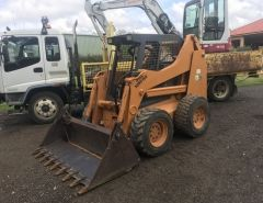 Skid Steer XT85 Bobcat for sale NSW Wallacia