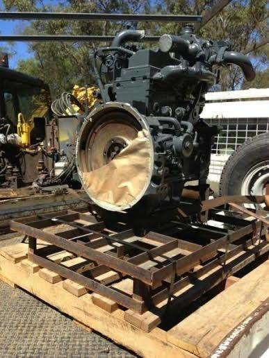 Komatsu 95-3 Series Engine Earth-moving Equipment for sale NSW