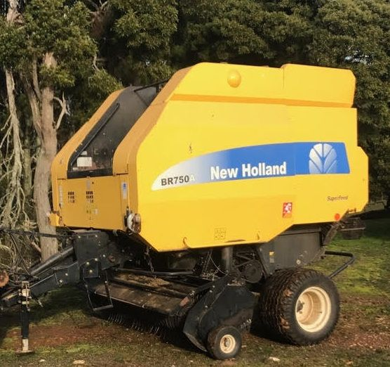New Holland Super Feed BR750A Roller for sale Trentham Vic