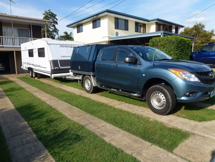 Simple 195 Ft Roadstar Caravan For Sale QLD  Caravan Sales And Auctions QLD