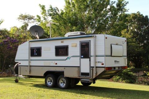 Cool Kedron ATV2 Offroad Caravan For Sale QLD Brisbane Runcorn  7650000