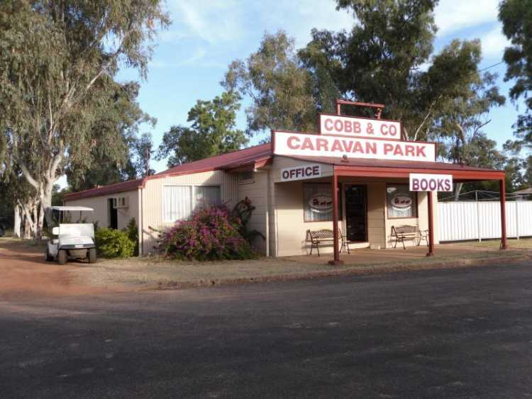 Caravan Park Business for sale QLD Charleville Queensland *