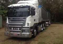 Prime Mover Scania R500 Truck for sale Qld