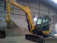Yanmar VIO 80 Excavator for sale NSW