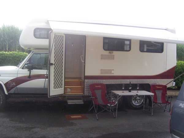 Awesome MCA Motorhome With CAT Motor For Sale QLD Regency Downs  Motorhome
