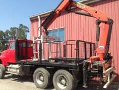 Ford 900078B Crane Truck for sale NSW St Ives