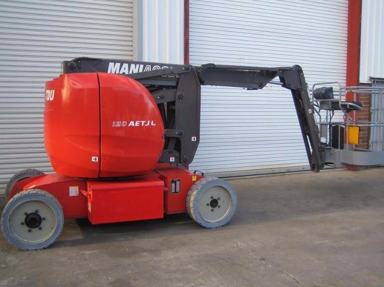 Manitou 120 AETJL Plant and Equipment for sale NSW
