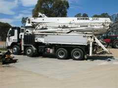 Business for sale VIC Concrete Pump Business