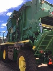 John Deere 7760 Cotton Picker Farm Machinery for sale Narrabri NSW