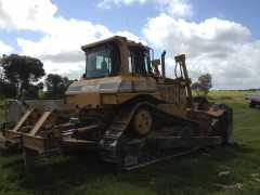 1999 cat D6R dozer for sale SA