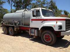 Truck for sale Qld International S Line Water Truck in Burrum Heads