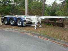 Trailer for sale QLD Ophee Retractable 40 foot Skel Trailer