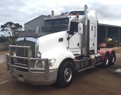 Kenworth T609 MY 2011 Prime Mover Truck for sale SA