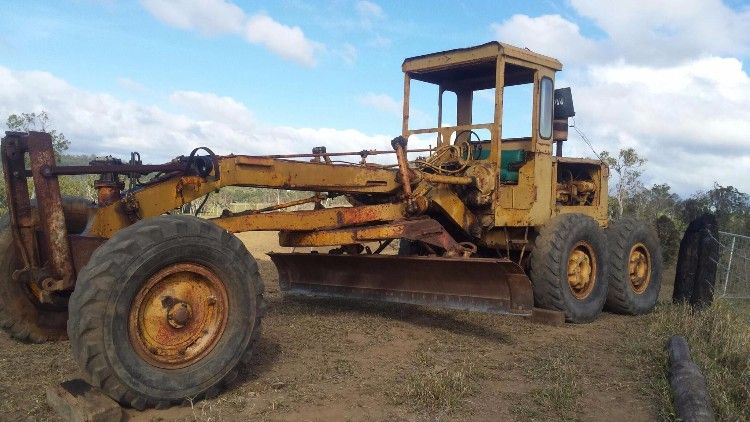 21F Grader Earth-moving Equipment for sale QLD