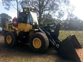2014 Komatsu WA320PZ-6 Loader Earthmoving Equipment for sale NSW