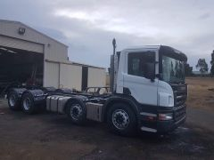 2007 Scania P310 truck for sale Vic Strathewen