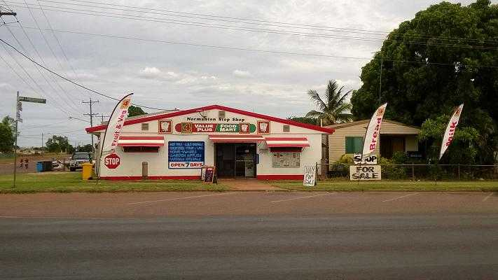 5991a46437 Supermarket with 3 Bedroom Home Attached Business for sale QLD Normanton