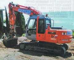 Hitachi ZX130K Excavator for sale VIC Tyabb