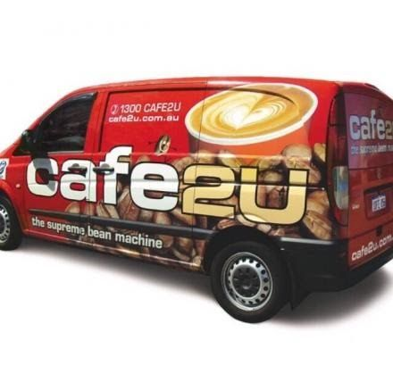 Cafe2u Mobile Cafe Business for sale NSW