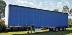 2013 Freighter 44ft 6 inch curtainsider Trailer for sale NSW Windsor Gdns