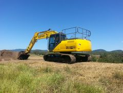 2008 SH210 LC-5 Sumitomo Excavator for sale QLD Mackay