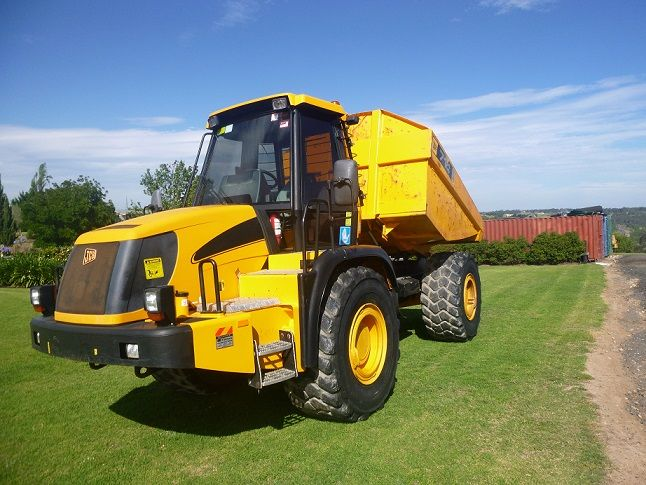 JCB 714 Dump Truck Earthmoving Equipment for sale NSW Razor Back