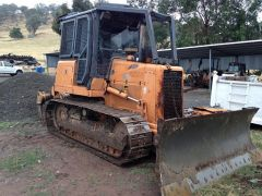 2000 Case 850H Dozer Earthmoving Equipment for sale NSW Adelong