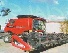 Farm Machinery for sale NSW 2 X Case IH 9120 and 7088