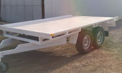 New Tandem Axle Flat Top Trailer for sale Qld